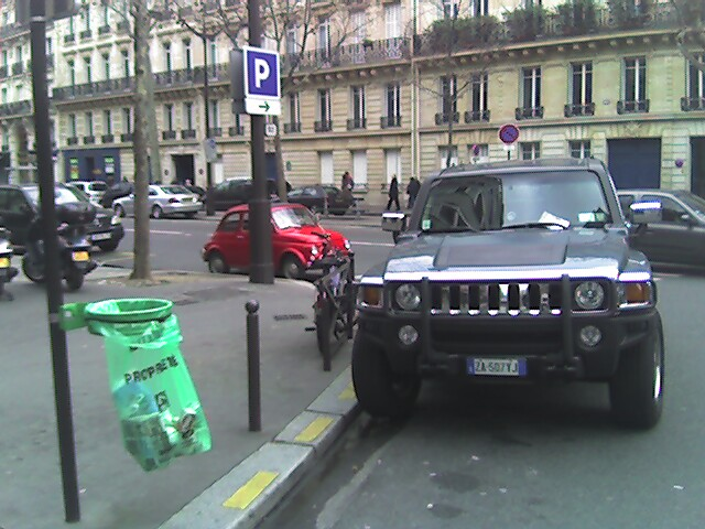 Paris SUV