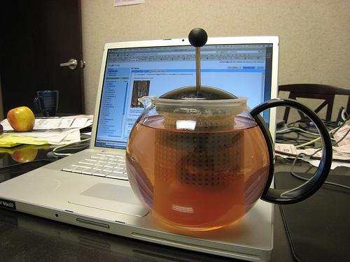 April 5, 2007 Tea