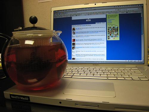 Cranberry Apple Zinger