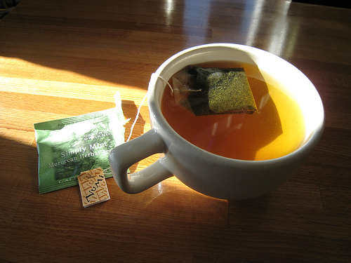 TotD - Numi Mint Tea