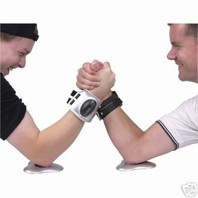 Arm Wrestling Shocker