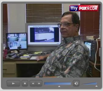 Jim Fiala on FOX 9