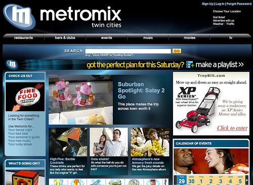 Minneapolis Metromix