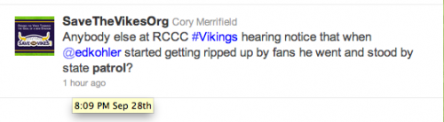 Cory Merrifield's Revisionist History