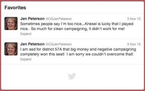 John Kriesel's Favorited Tweets